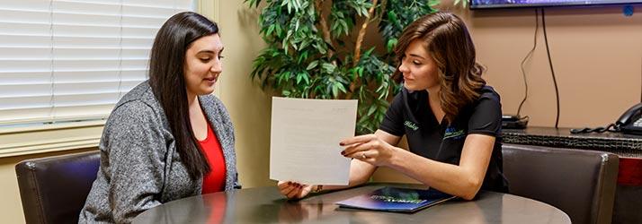 Chiropractic Dalton GA New Patient Paperwork