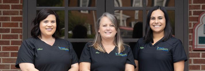 Chiropractic Dalton GA Staff